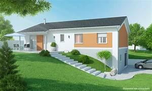 Type De Sol Maison : maison 3 4 chambres avec sous sol construction maison contemporaine avec sous sol ~ Melissatoandfro.com Idées de Décoration