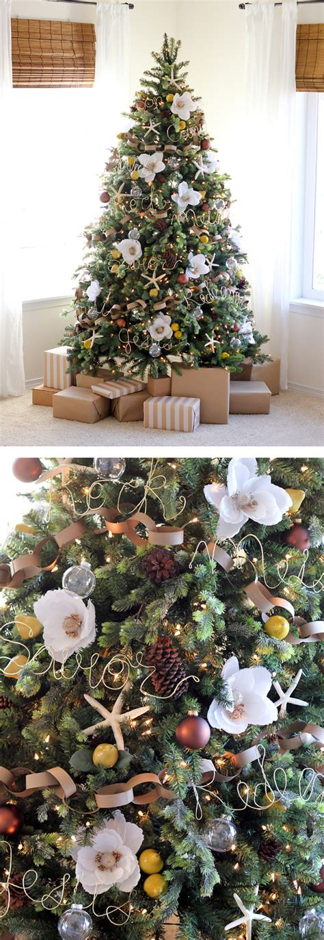 Tree Decorating Ideas Pictures by Are Decorating Their Trees With Flowers