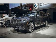 2019 BMW X7 Debuts – ThreeRow SUV Is Bigger Than the X5