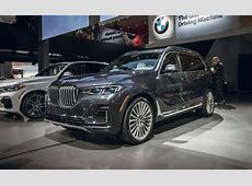2019 BMW X7 Debuts – ThreeRow SUV Is Bigger Than the X5