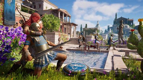 Assassin's Creed Odyssey Blends Biowarestyle Choice With