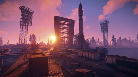 rust launch site map wiki monument wikia rockets settings graphic loot play community island