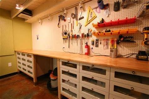 ikea hackers varde work bench garage ideas mathison