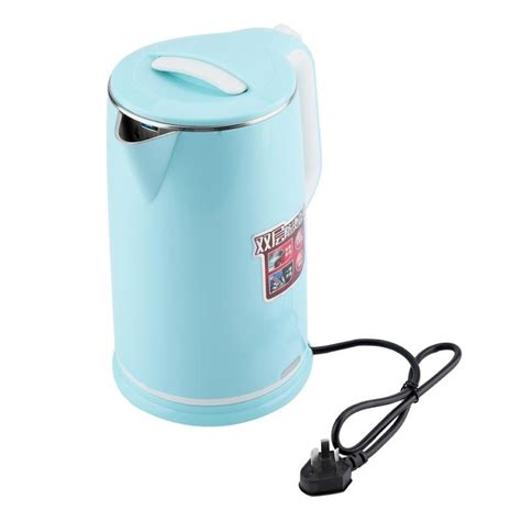 kettle water electric heating steel stainless 2l teapot function auto kettles