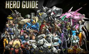 Overwatch Hero Guide