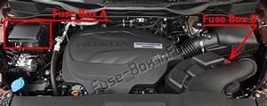 Fuse Box Diagram  U0026gt  Honda Odyssey  2018