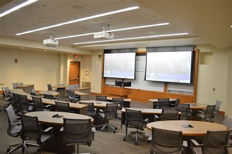 Classrooms | Gatton College of Business and Economics