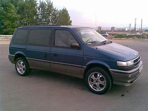 Chrysler Voyager 2002 Tuning (page 5) - Pics about space