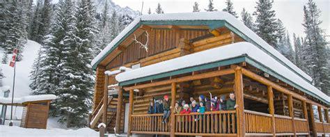 banff cabin rentals rent a log cabin banff trail riders