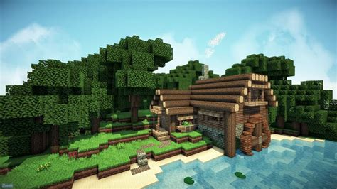 log cabin realistic minecraft stuff pinterest cottages home  minecraft