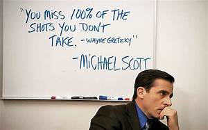 Micheal Leaving... Office Leaves Quotes