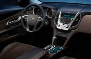 Chevrolet 2015 Chevy Equinox Interior