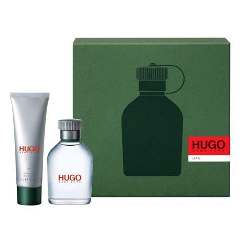 hugo hugo eau de toilette 40ml shower gel 50ml gift set hugo from base uk