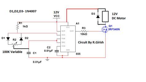 Simple Fan Speed Controller Using
