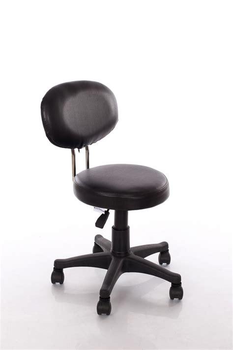 Meistara krēsls RESTPRO® Round 3 black (kosmetologa ...