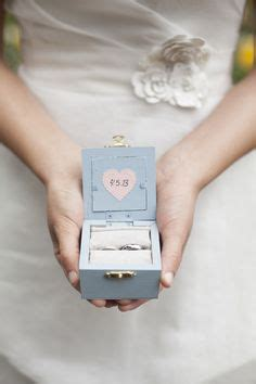 1000 images about ring holder diy pinterest ring boxes diy ring holders and wedding ring box