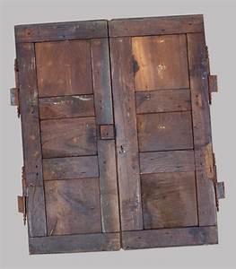 Anciennes Portes D39armoire Bretonne