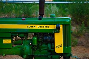 John Deere 420 Model  Entire Details History Overview Price