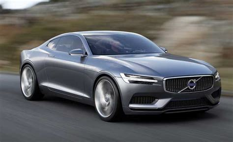 The Hybrid Volvo Concept Coupé Hints At Entire New Lineup