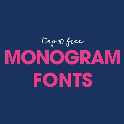 top   monogram fonts moritzfineblogdesignscom