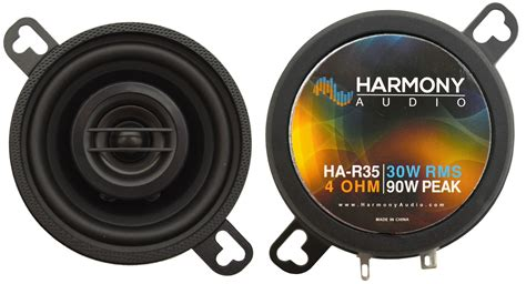 jeep grand 99 04 oem speaker replacement harmony upgrade cxa300 4 ha spk