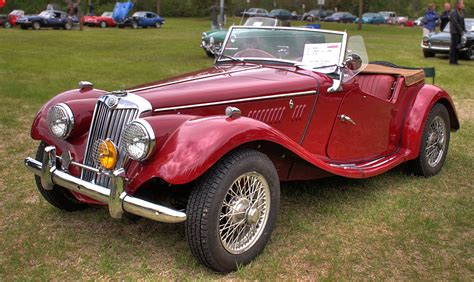 Файлmg Tf 1954 Sports Carjpg — Википедия