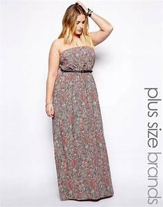 maxi robe grande taille imprime cachemire newlook inspire With robe maxi dress grande taille