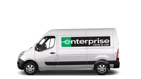 Van Rental From Enterprise Rent-a-car