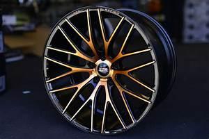 20 U0026quot  Staggered Str Wheels 615 Copper Rims  Str010