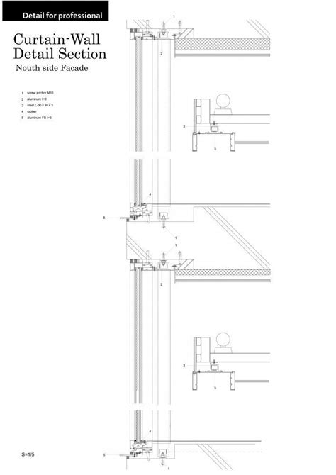Unitized Curtain Wall Details Pdf by Unitized Curtain Wall Details Pdf Memsaheb Net