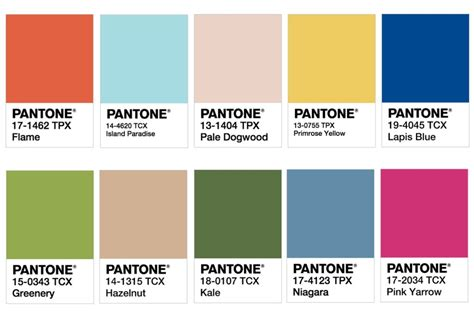 Color Trends For-spencer Creative Group I Web