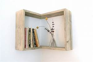 corner box shelf With out of the box corner wall shelves