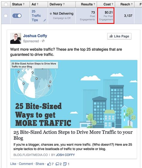 Learn How 44 Experts Use Facebook Ads To Drive Traffic To