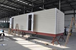 Chambre mobile préfabriquée de carlingue/maisons