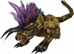 Behemoth King (Crisis Core) - The Final Fantasy Wiki has ...