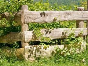 Cloture Bois Pour Jardin by Cloture Jardin Bois Pour Un Ext 233 Rieur Tout Naturel
