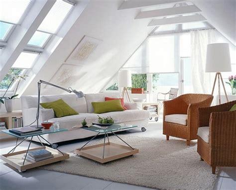 room design ideas attic living room designs