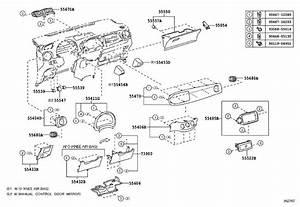 2014 Toyota Yaris Box  Instrument Panel  Black  Interior