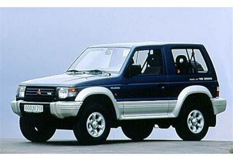 repair voice data communications 1992 mitsubishi pajero electronic valve timing mitsubishi pajero 3 0 1983 technical specifications interior and exterior photo