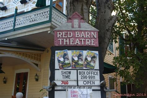 Video Of Red Barn Theatre, Key