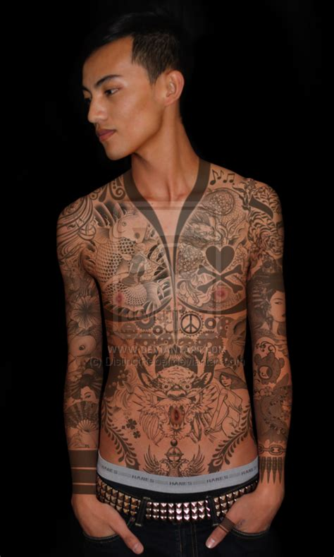 Tattoo Japan Best Japanese Tattoos Style Gallery