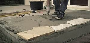 Polygonalplatten Auf Beton Verlegen : polygonalplatten richtig verlegen anleitung ~ Lizthompson.info Haus und Dekorationen