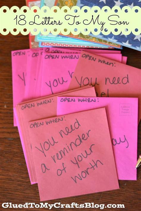 letter  daughter ideas  pinterest letter