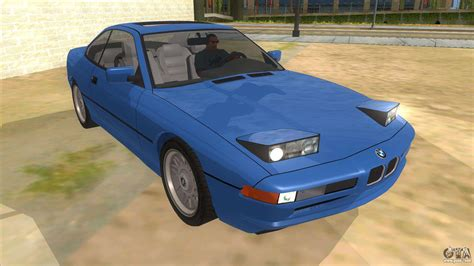 Mod Bmw S by Bmw 850i E31 For Gta San Andreas