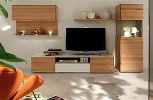 Hülsta Tv Board : tv stand furniture with wooden wall unit by hulsta home ~ Lizthompson.info Haus und Dekorationen