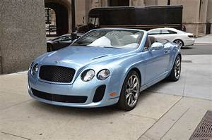 Bentley Continental Supersports : 2012 bentley continental supersports convertible stock gc1800 for sale near chicago il il ~ Medecine-chirurgie-esthetiques.com Avis de Voitures