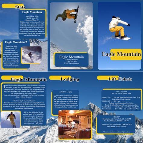resort brochures psd ai indesign vector eps