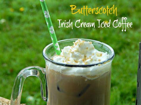 Item 1 of 3 is selected. Butterscotch Irish Cream Iced Coffee - Melissa Kaylene ...