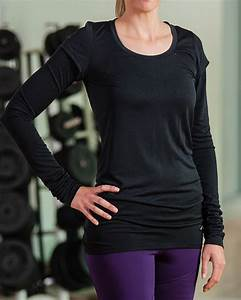 Nike T Shirt Measurement Chart Nike Long Sleeve T Shirt Black T Shirt Womens Sports Gear