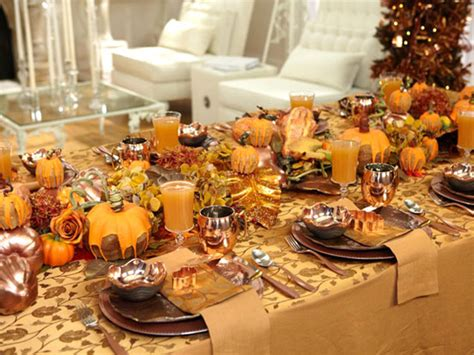 thanksgiving table setting tabletop tuesday thanksgiving table settings
